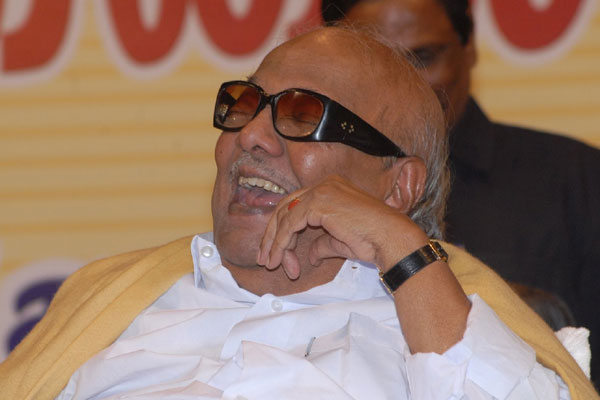 DMK plans big for Karunanidhi's birthday