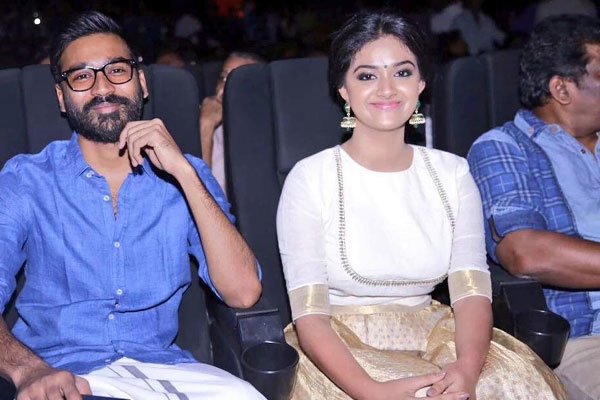 Dhanush hailed as 'Little Superstar' at Thodari audio launch