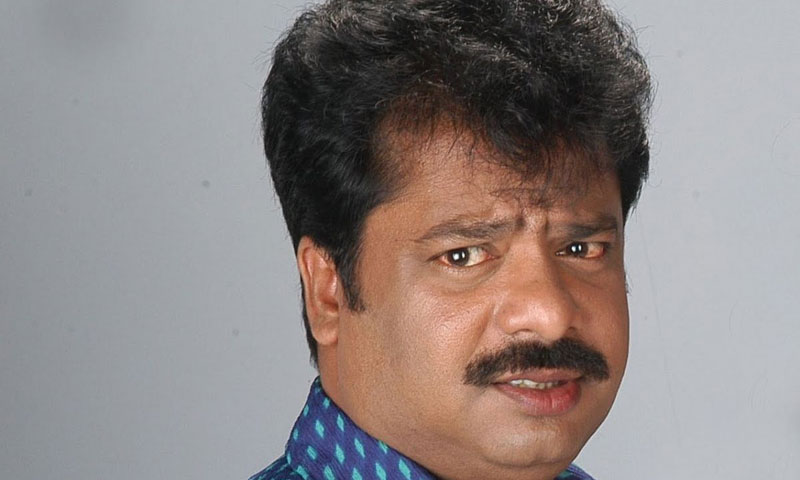 Pandiarajan's son arrested, released