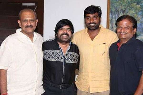 Role of Vijay Sethupathi, TR in K V Anand's next revealed