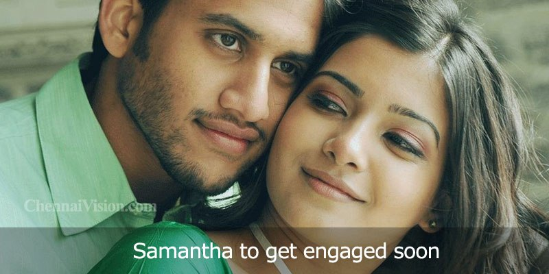 Samantha to get engaged soon