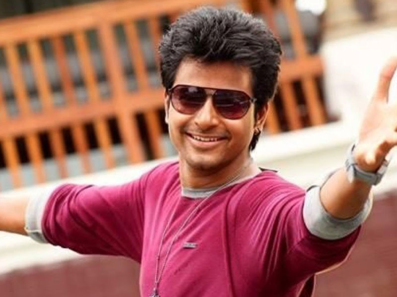 Senjitaaley, says Actor Sivakarthikeyan
