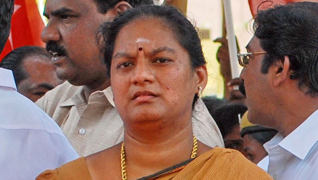 HC reserves order on Sasikala Pushpa bail plea, MP leaves for Singapore