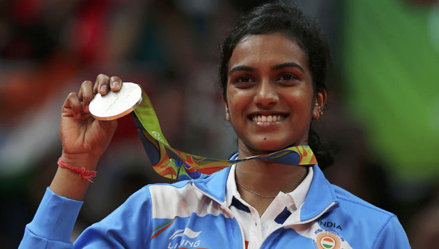 P V Sindhu thanks Rajini, thanks he made her day