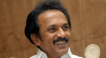 Stalin to lead DMK's protest against Kerala