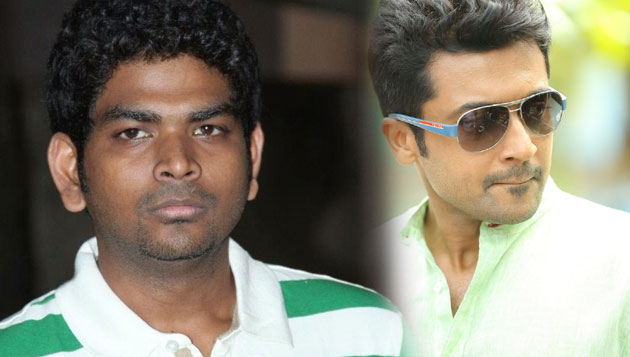Suriya's next with Vignesh Shivan