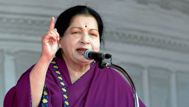 EC accepts Jaya's thumb impression in nominations of AIADMK candidates
