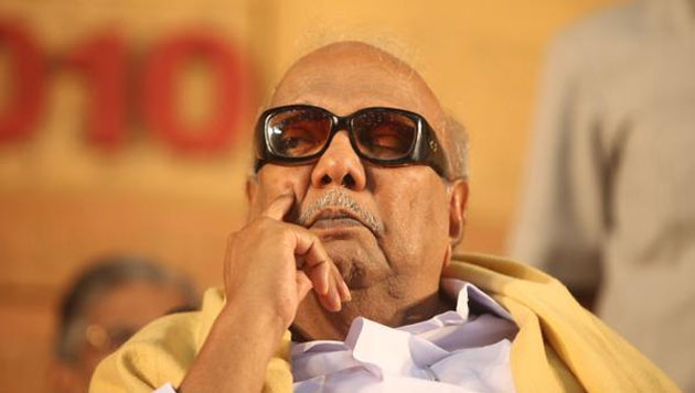 Karunanidhi wonders how could hospitalised Jaya advise governor