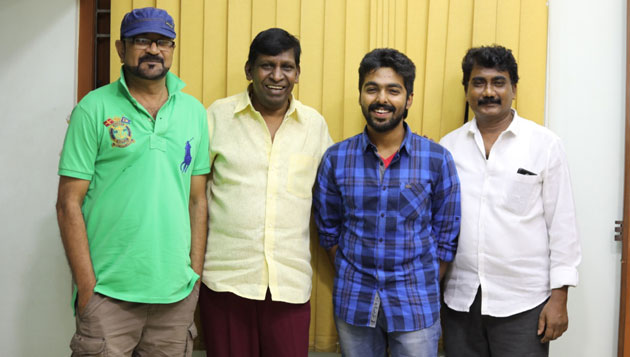 Vadivelu in G V Prakash's next