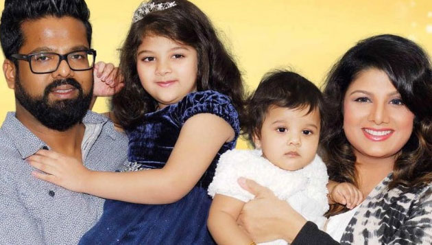 What's wrong with Rambha's married life