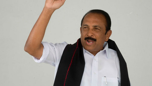 Vaiko, CPI(M) divided over naming Vijayakanth as CM candidate