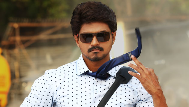 Vijay shoots in Tirunelveli