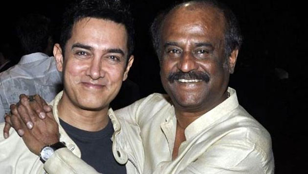 Aamir Khan screens Dangal for Rajini?