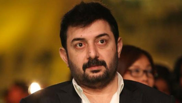 Arvind Swamy against national anthem in theatres