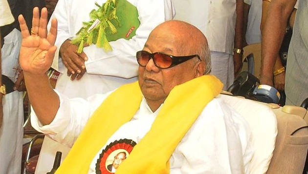 Karunanidhi is doing fine, discharge soon