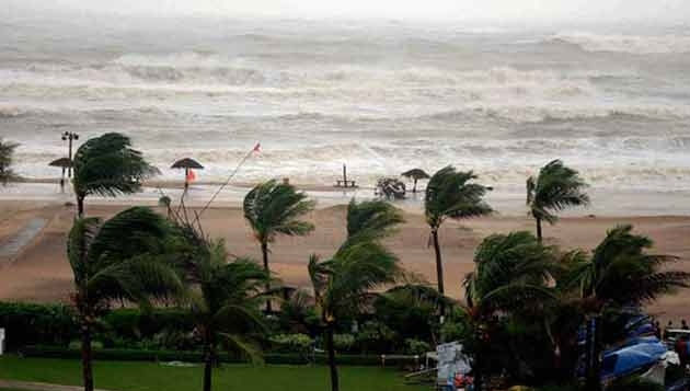 Nada Cyclone crosses coast without creating much damage