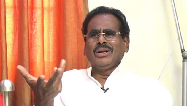 BJP trying to destabilise AIADMK govt, no need to replace OPS Natarajan