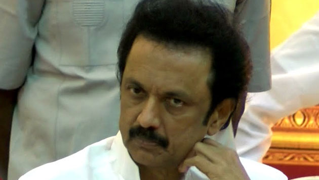 In emotional letter, Stalin urges DMK members to stay united