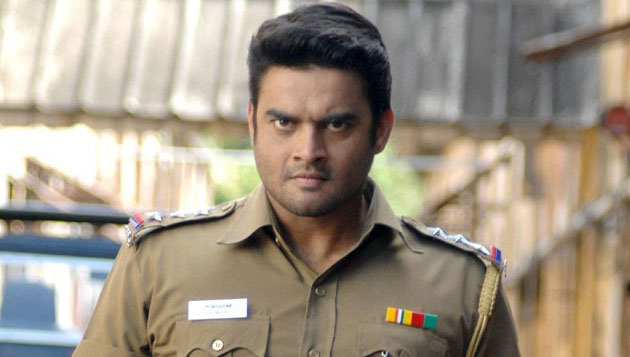 Madhavan plays encounter specialist