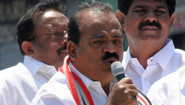 Nanjil Sampath announces quitting politics
