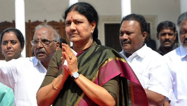 Sasikala thanks Modi, lauds protesting youth