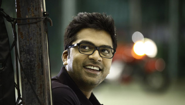 Simbu to shoot in Mumbai