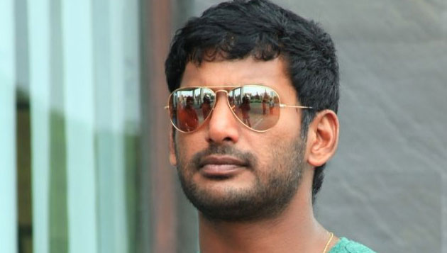 Vishal gets abusive calls, files police complaint