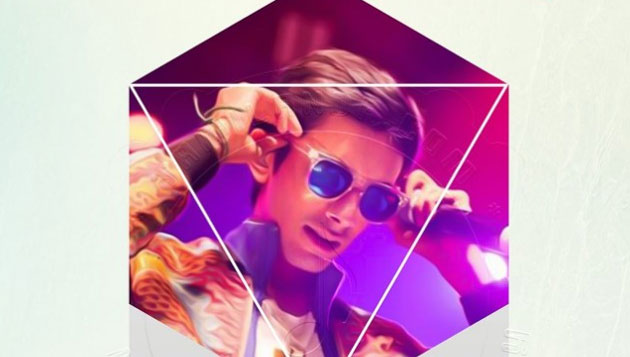 Anirudh's Valentine's Day song