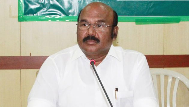 Jayakumar becomes finance minister of TN
