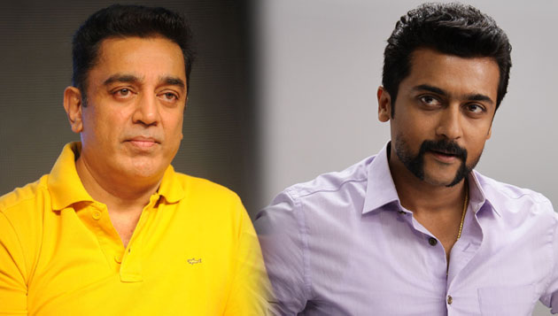 Kamal, Suriya comment on TN political happenings