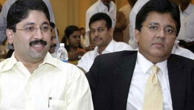 Maran brothers acquitted in Aircel-Maxis case