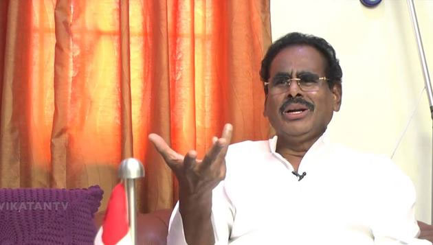 Natarajan hospitalised with breathing difficulties