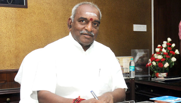 Only God knows the fate of Palaniswami govt Pon Radhakrishnan