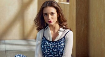 Amy Jackson injured in shoot