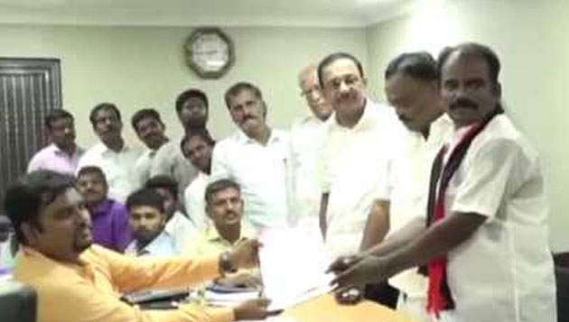 RK Nagar 127 file nominations, heated campaign starts