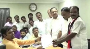 RK Nagar: 127 file nominations, heated campaign starts