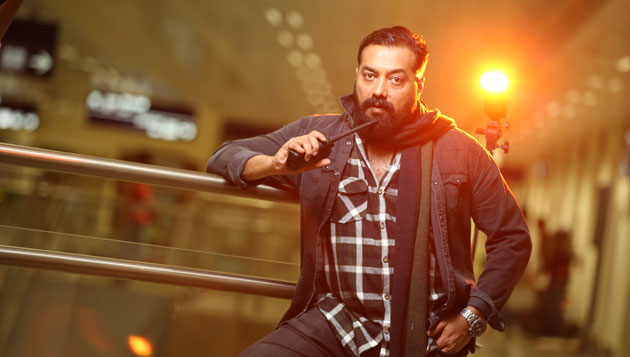 'RUDRA' will be a special character for me, says Director Anurag Kashyap