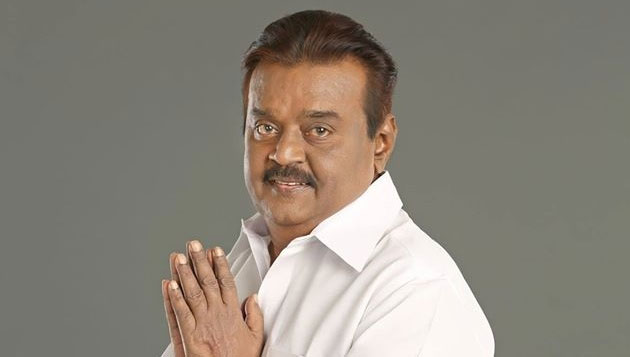Update on Vijayakanth's health