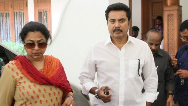 Radikaa, Sarathkumar statements recorded by I-T