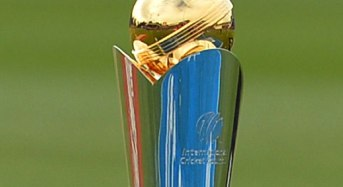 Champions Trophy – Indian team announced