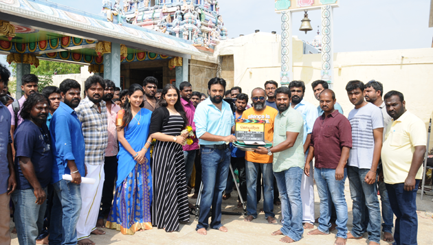 Mahima's role in Sasikumar's next revealed