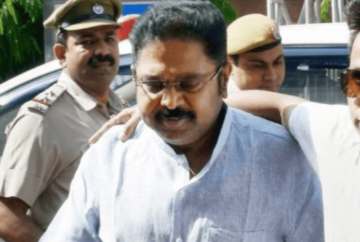 TTV Dinakaran to stay in Tihar jail till May 15