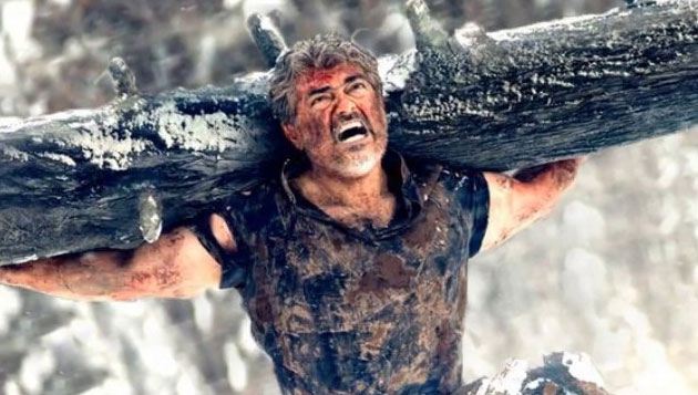Theme song secret of Ajith's Vivegam revealed