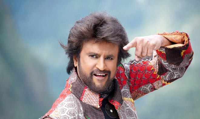 Rajini meets fans, takes photographs