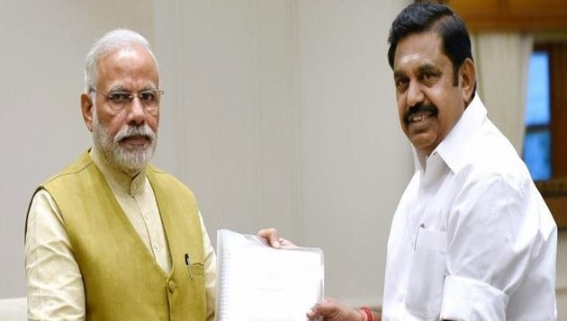 Fresh arrests of TN fishermen: CM sends SOS to PM