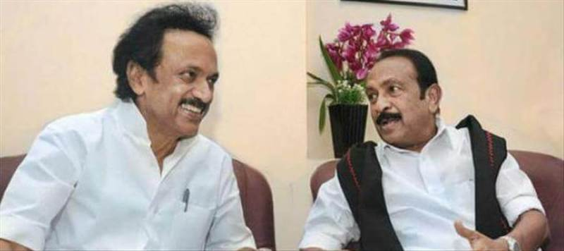 Attempt to attack Vaiko in Geneva, Stalin condemns