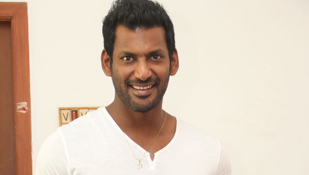 Vishal's triple celebrations for double festivals!