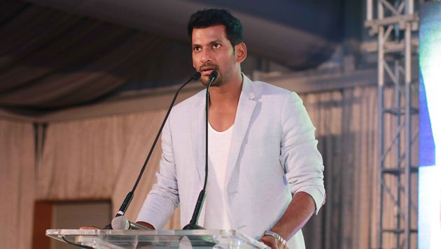 """Irumbu Thirai will be a real big different experience to audiences"" – Vishal"