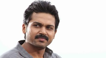 Karthi plays respects to inspector Periyapandian