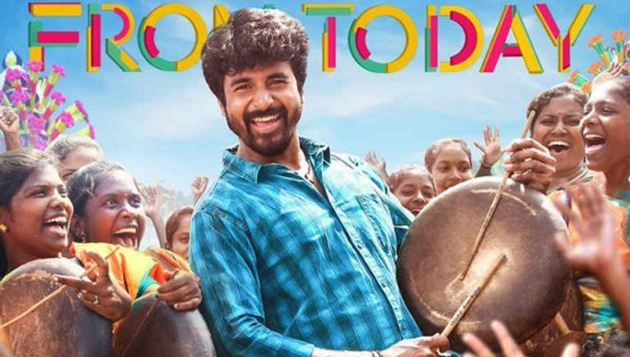 Sivakarthikeyan's star power Velaikkaran opens big